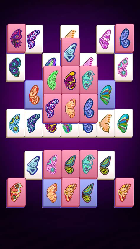 Mahjong Butterfly - Kyodai Zen for Android - APK Download