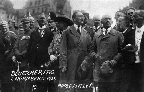 Streicher with Hitler - 1923 | The Mein Kampf Project at