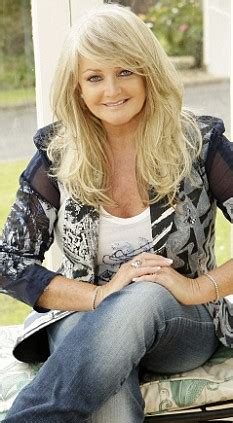 Bonnie Tyler: How I was saved from a total eclipse of my