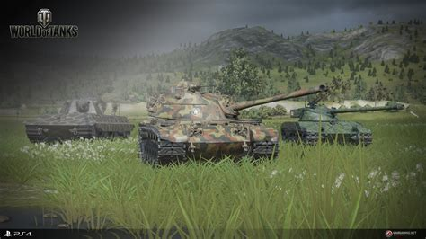 World of Tanks confirmed for PS4, doesn't require PS Plus