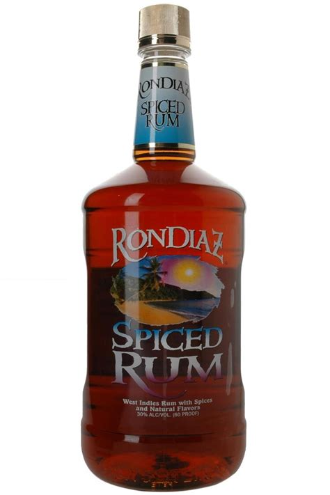 Ron Diaz Spiced Rum | Haskell's