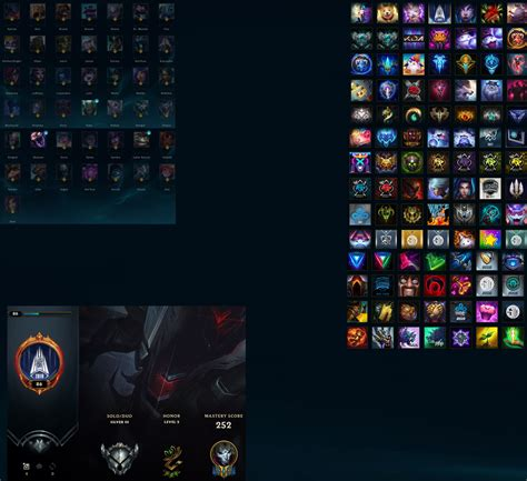 League of Legends Account for Sale: Silver III | 100