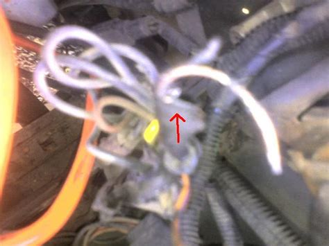 Wiring problem with starter relay on 1986 Mustang 5