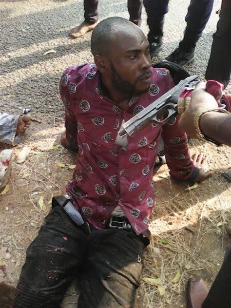 Cantonments daylight robbers arrested   Photos