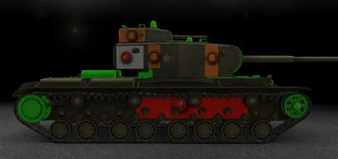 WOTINFO - Weak points and vehicle data of KV-4