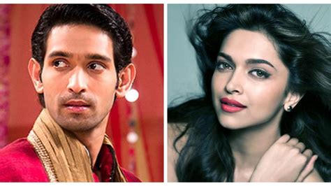 Deepika Padukone to pair up with Vikrant Massey in film on