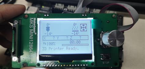 MKS sbase with MKS mini 12864 LCD · Issue #101 · makerbase