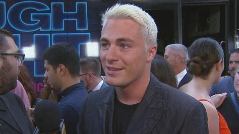 EXCLUSIVE: Colton Haynes Says He's Letting Fiance Jeff