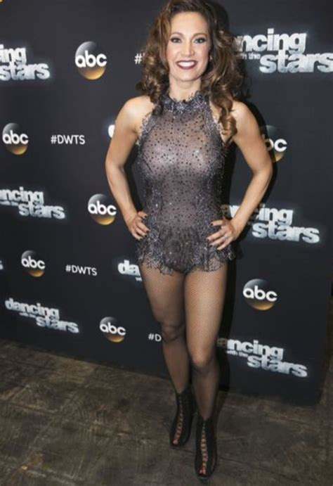 Ginger Zee Dancing With The Stars Quickstep Video Season