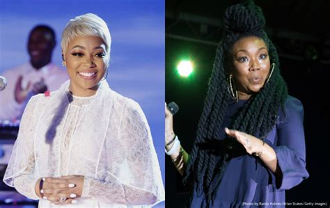 Brandy Takes Shots At Monica At Essence Festival And Fans