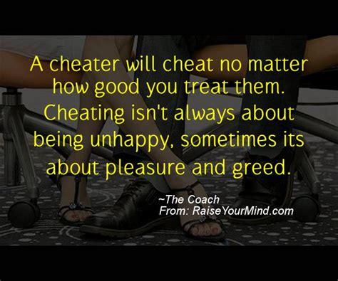Cheating Verses & Funny Quotes   A cheater will cheat no
