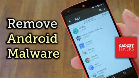 The Easiest Way to Uninstall Malware on an Android Device