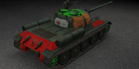 WOTINFO - Weak points and vehicle data of T-34-1