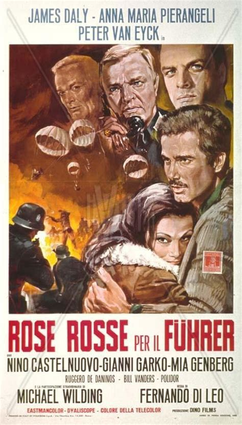 Code Name, Red Roses (1968) - FilmAffinity