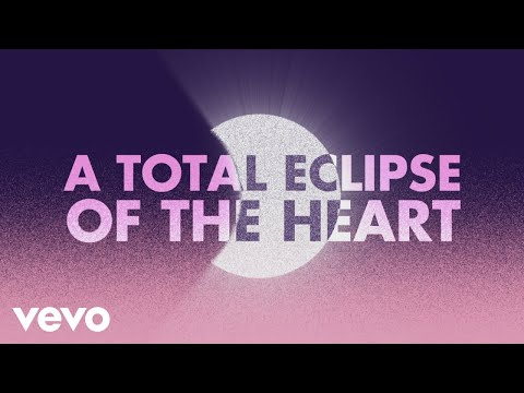 Bonnie Tyler - Total Eclipse of the Heart (with lyrics
