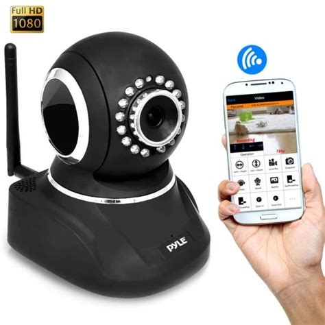 PyleHome - PIPCAMHD82BK - Home and Office - Cameras