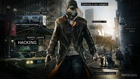 Long waited Game, Watch Dogs Launch Trailer is HERE [Video]