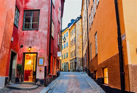 Experience the beauty of Sweden