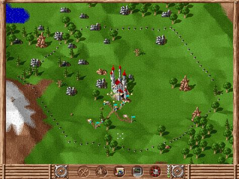 Settlers | Old MS-DOS Games | Download for Free or play in