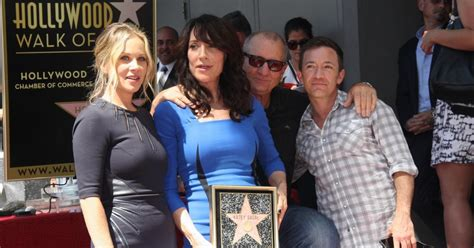 'Married with Children' cast reunites to honor Katey Sagal