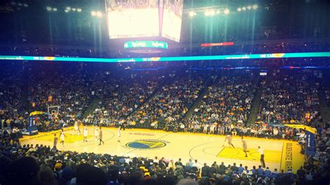 Oracle Arena: Travel Guide for a Warriors Game in the