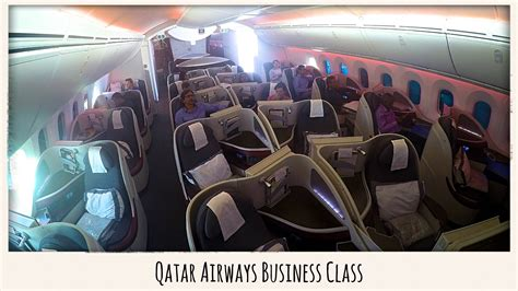 Review: Qatar Airways 787 Business Class Experience