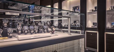 Seiko Flagship Store | Branding, design and realization in