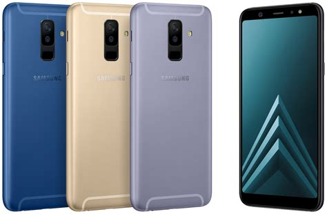 Samsung Galaxy A6+ (2018) 64GB - Specs and Price - Phonegg