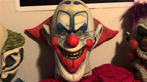 Killer Klowns from Outer Space Masks - YouTube