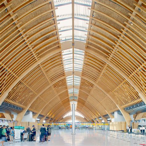 BEST USE OF CERTIFIED TIMBER PRIZE 2019 - SHORTLIST