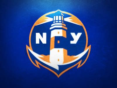 New York Islanders Logo Concept by Quentin Brehler on Dribbble