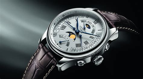 The Best Swiss Made Longines Master Retrograde Moon Phases