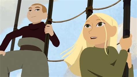 'Long Way North' – Animated odyssey on Amazon Prime and