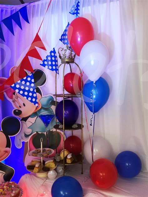 Themed Balloon Bouquet Package - So Lets Party