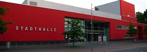 Stadthalle   Stadt Gifhorn