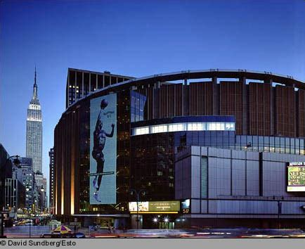 Pacific Island Review: The Madison Square Garden