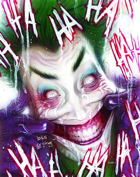 First-look preview of DC's Joker: Killer Smile