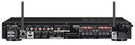 VSX-S520 | AV Receivers | Products | Pioneer Home Audio Visual