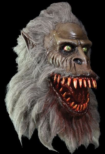Creepshow Fluffy The Crate Beast Mask by Trick or Treat