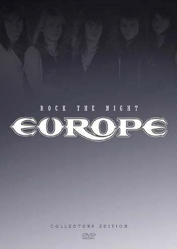 Europe: Rock The Night: Collectors Edition (DVD)