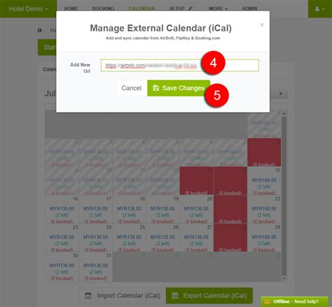 How to Import iCal – Softinn Knowledge Base