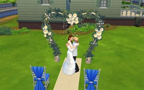 All Sims 3 Wedding Arch's Set by g1g2 at Mod The Sims