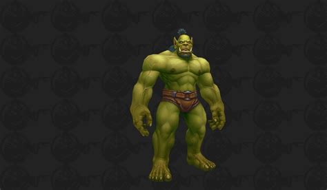 World of Warcraft: Battle for Azeroth Lets Orcs Get New