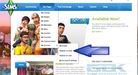 How To Download Sims with Origin Key | Game Download Keys