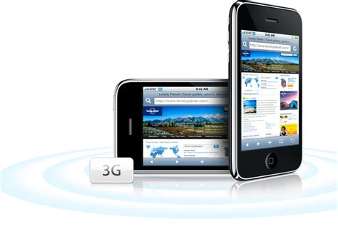 Features of iPhone 3G - Undercover Blog