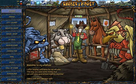 Shakes and Fidget Download