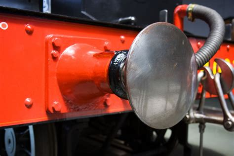 Steam Train Buffer Free Stock Photo - Public Domain Pictures
