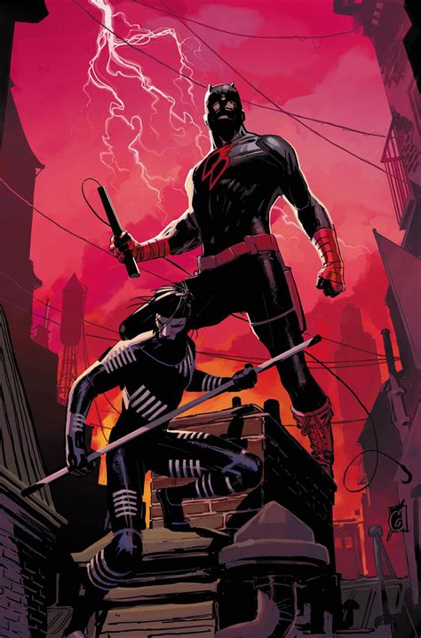 The Public Hearing of Daredevil issue 1! ~ What'cha Reading?