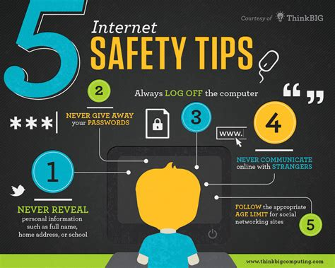 Internet Safety Tips For Parents - Myupdate System