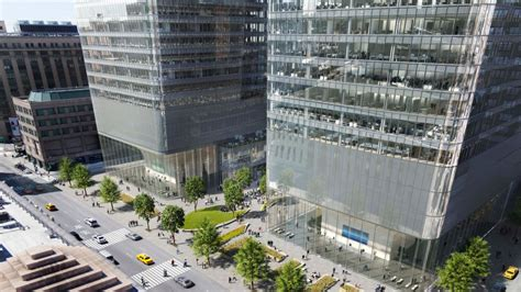 NHL to move headquarters to Hudson Yards in Manhattan   am